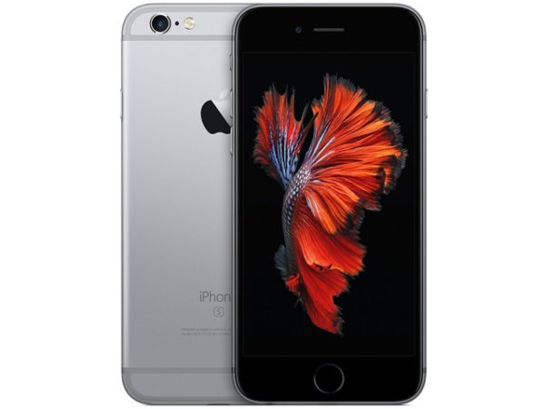 Iphone 6S - Gris Espacial