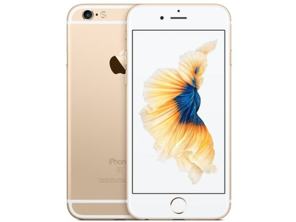 Iphone 6S - Oro