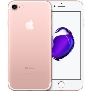 Iphone 7 - Oro Rosa
