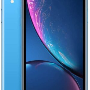 iPhone XR segunda mano reacondicionado azul