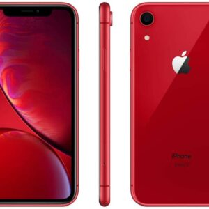 iPhone XR segunda mano reacondicionado rojo